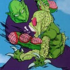 Saibaiman kontra Piccolo (2)
