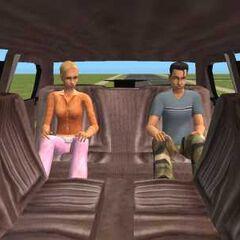 Wnętrze limuzyny (The Sims 2)