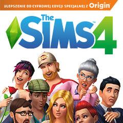 The Sims 4 Edycja cyfrowa  specjalna