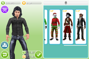 The Sims FreePlay - Costume Shop