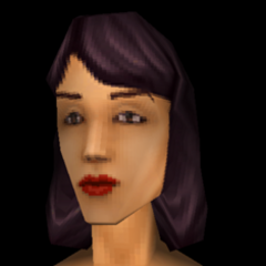 Bella z The Sims