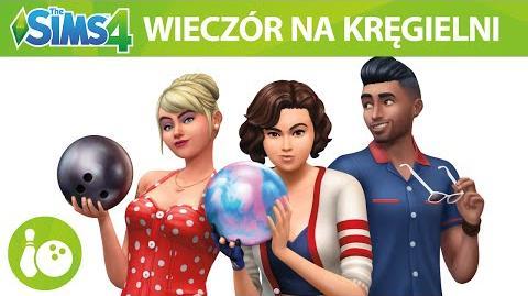 The Sims 4 Wieczór na kręgielni Akcesoria oficjalny zwiastun