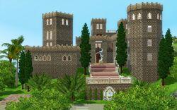 Castillo de Ichtaca 1