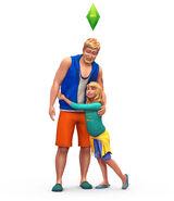 TS4 Być rodzicem - render5