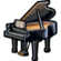 Gra na fortepianie