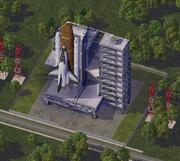 SC4 Port Kosmiczny