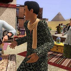 Targ w Al Simharze