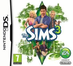 The Sims 3 (Nintendo DS). Okładka