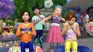 Dzieci w ts4 kino domowe
