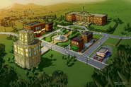 TS3 Sunset Valley Koncept 1