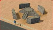 Fanon - MG-2 Ruiny