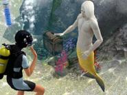 Triton king the sims 3
