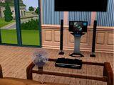 Czarna złota rybka (The Sims 3)