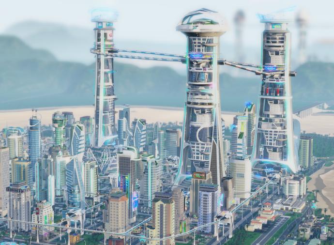 SimCity MP - początek strony