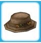 Brown Fishersim's Hat