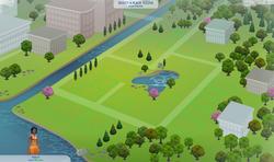 Newcrest mapa