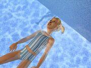 Pływająca Simka