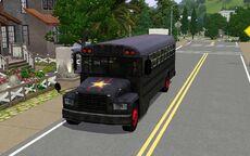 Czarny Autobus