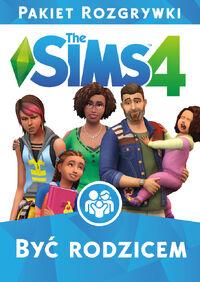 The Sims 4 Być rodzicem okładka