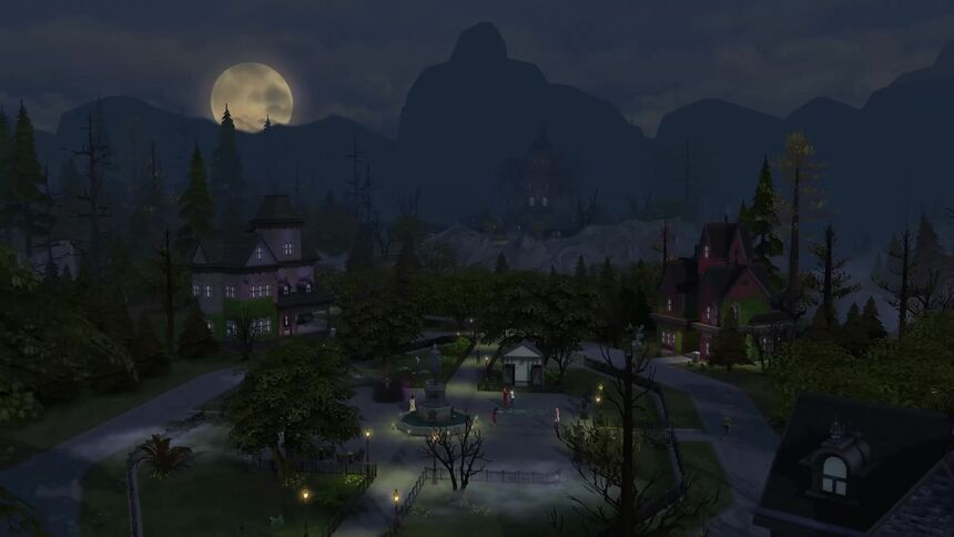 TheSims4 ForgottenHollow LOM Image