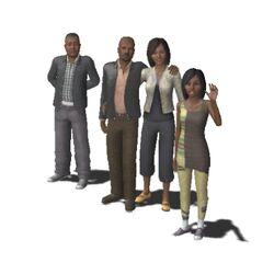 Rodzina Whirfield