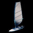 Stary windsurfer