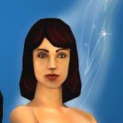 Bella w The Sims