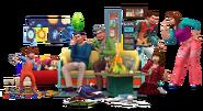TS4 Być rodzicem - render1