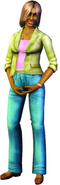 Isabella Monty (The Sims 2 console)