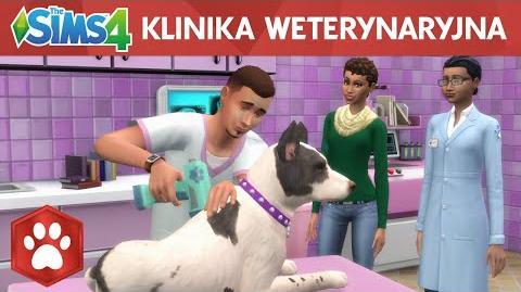 The Sims 4 Psy i koty Klinika weterynaryjna – oficjalny zwiastun rozgrywki