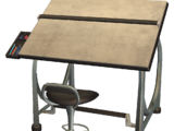 Stół kreślarski