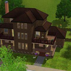 Dom rodziny Kawaler w Sunset Valley.