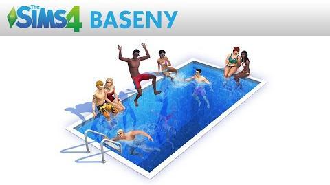 The Sims 4 Baseny - Oficjalny Zwiastun
