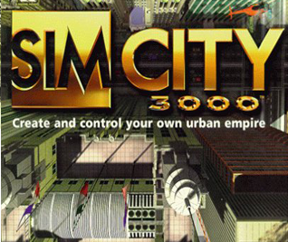 Sim City 3000 Box