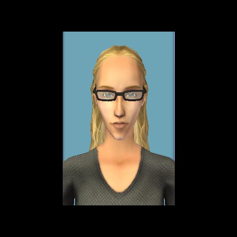 Renata w The Sims 2.