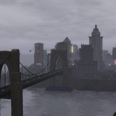 Bridgeport w trochę ponurym wydaniu