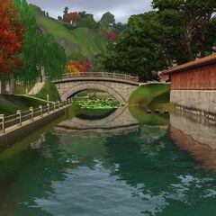 Piękne chińskie krajobrazy