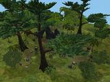 Skamieniały Las