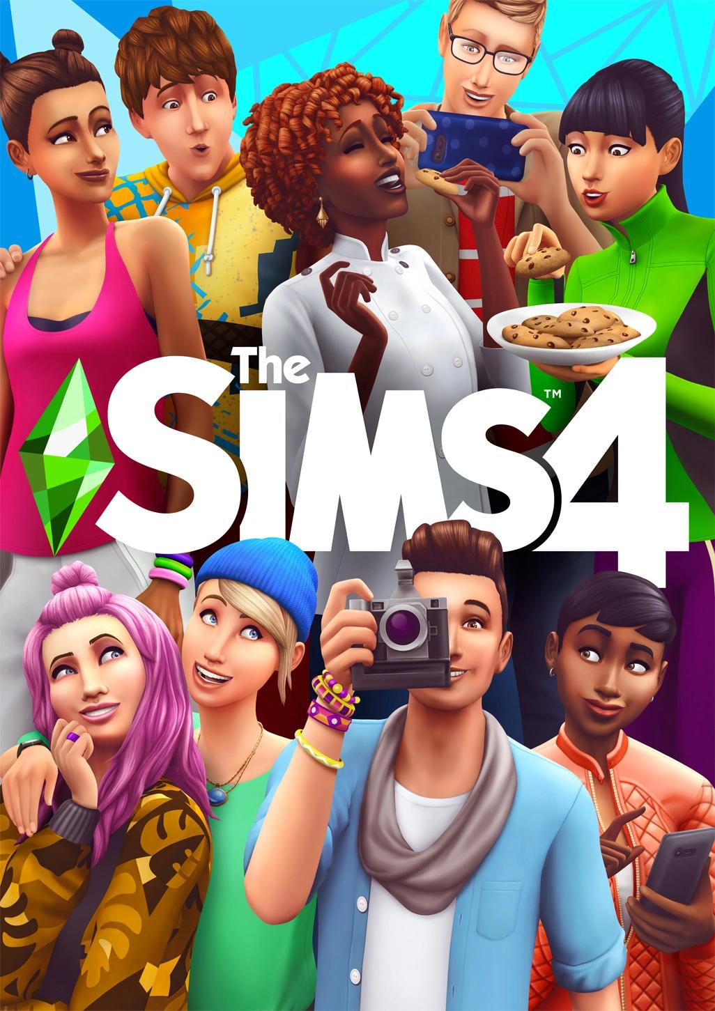 Randki Sims angielski PC