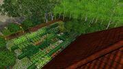 Ogród masona