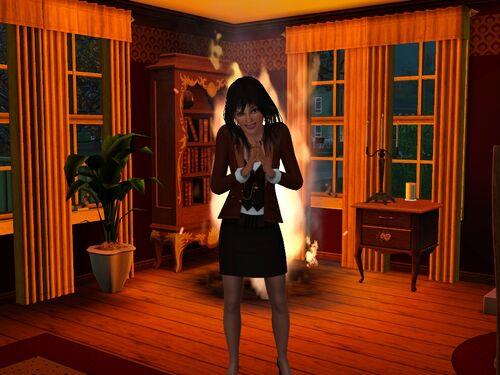 Rosie w ogniu