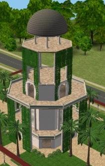 Fanon - Wieża Południowa