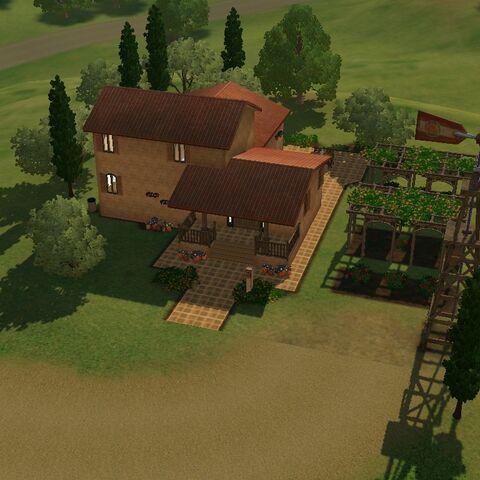 Dom rodziny Almeria