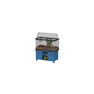 Terrarium żółwi