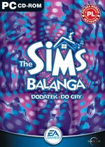 TheSimsBalanga-Okładka