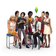 Transsex Sims - render