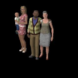 Baker Family (The Sims 3)