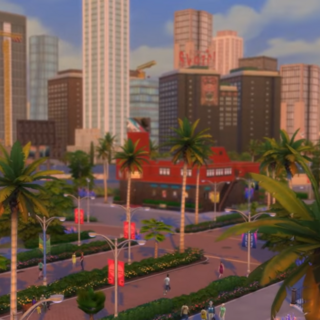 Wygląd Starlight Boulevard