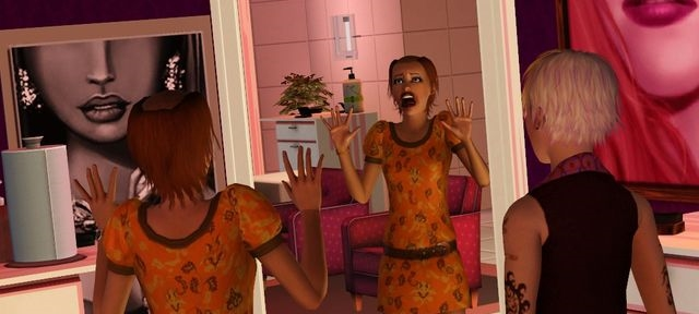Stylistka the sims 3
