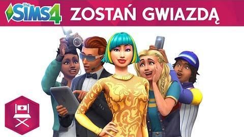 The Sims 4 Zostań gwiazdą oficjalny zwiastun